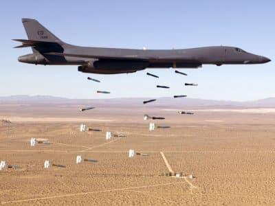 Photo of القاذفة الامريكية B1 تكمل 10.000 مهمة قتالية