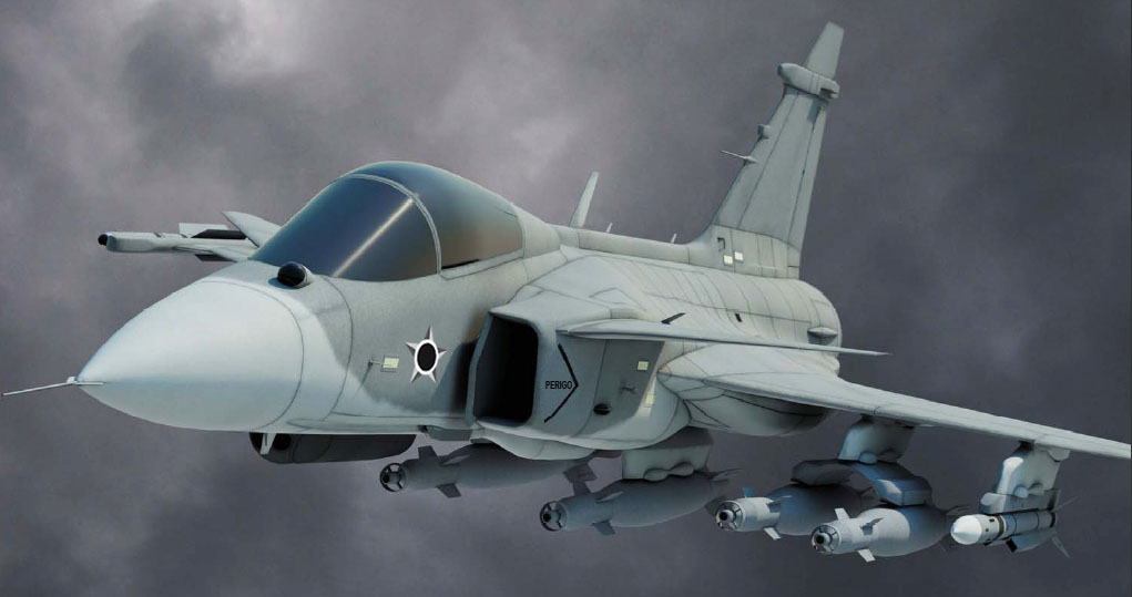 Photo of JAS 39 GripenNG غير قادر على تنفيذ المهام المنصوص بها