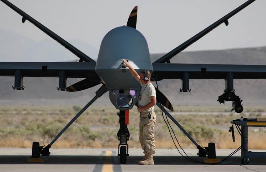 Photo of واحده من بين كل ثلاث طائرات عسكرية اميركية هي بدون طيار