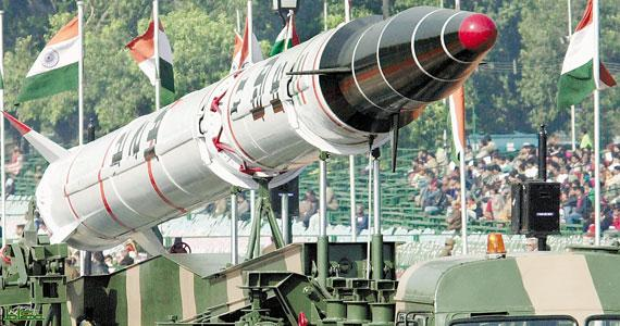 Photo of الهند ستختبر صاروخ باليستى عابر للقارات (أغني – 5)