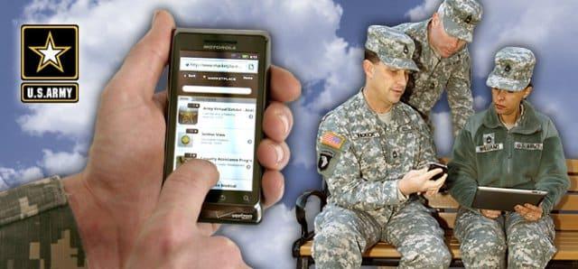 Photo of تطبيق خاص بالجيش الاميركي على الاندرويد قريبا