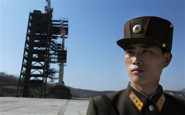 Photo of فشل اطلاق صاروخ فضائي كوري شمالي