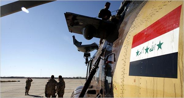 Photo of أكبر عملية تسليح للجيش العراقي قبل الانسحاب الأميركي في 2011