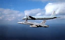Photo of مقاتلات يابانية وامريكية تعترض طائرتين روسيتين في البحر الاصفر