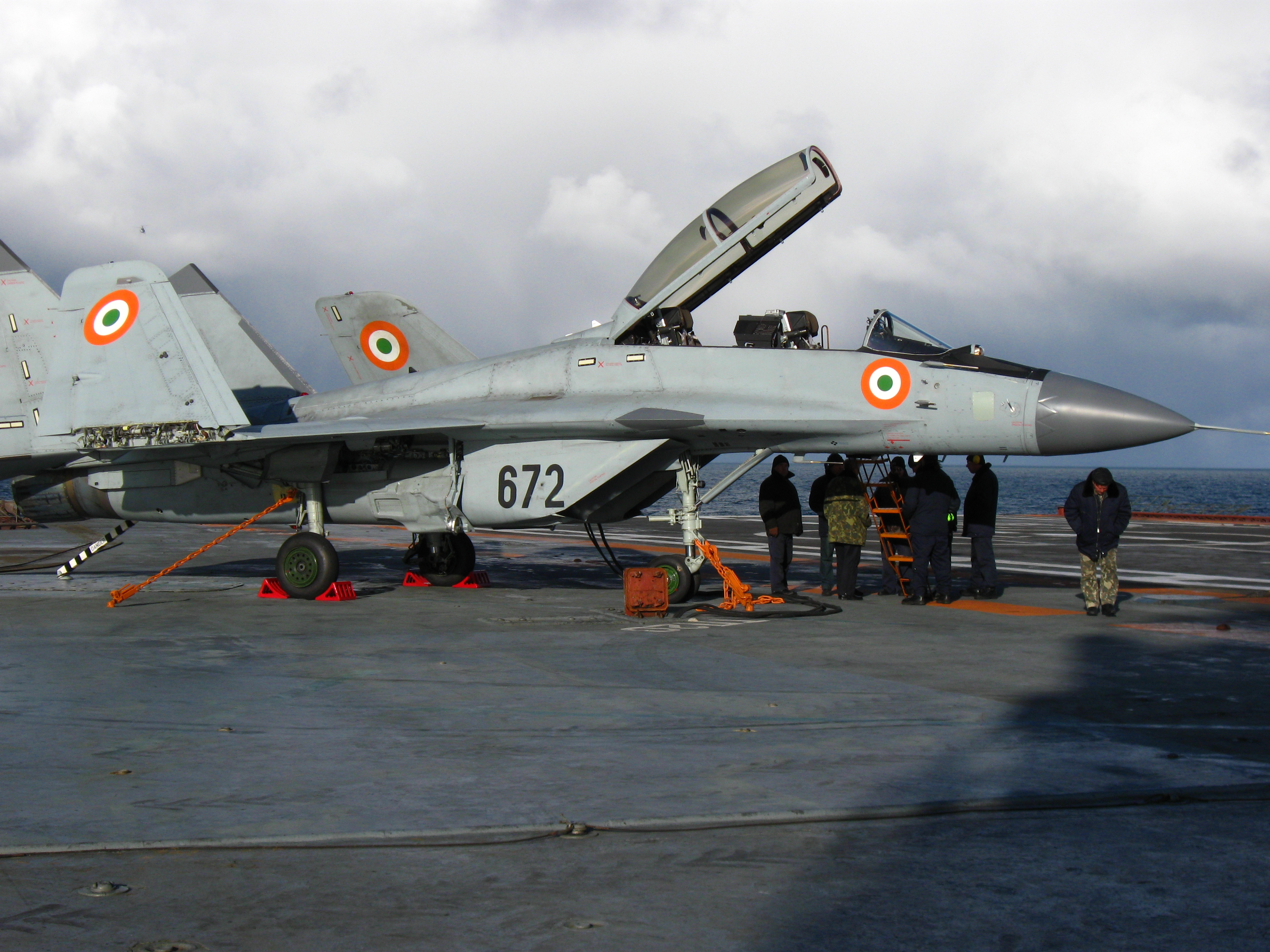 Photo of اتفاق روسي هندي متوقع لتوريد عدد كبير من مقاتلات ميغ – 29