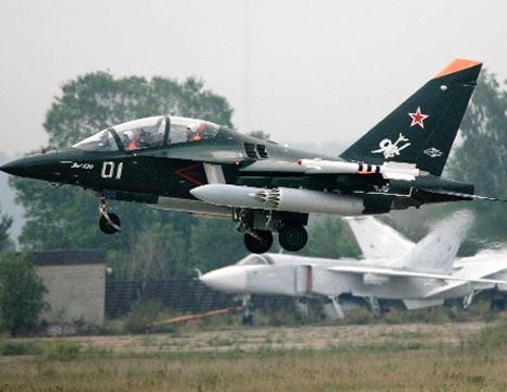 Photo of سلاح الجو الروسي يستلم 10 طائرات ياك-130