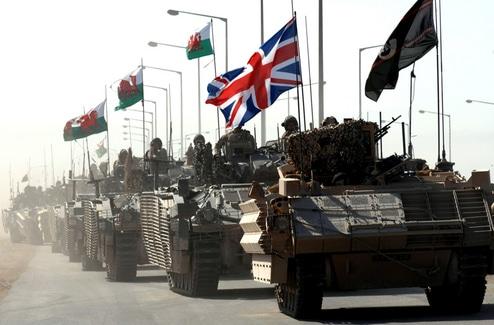 Photo of القوات البريطانية غير مستعدة لمهام جديدة