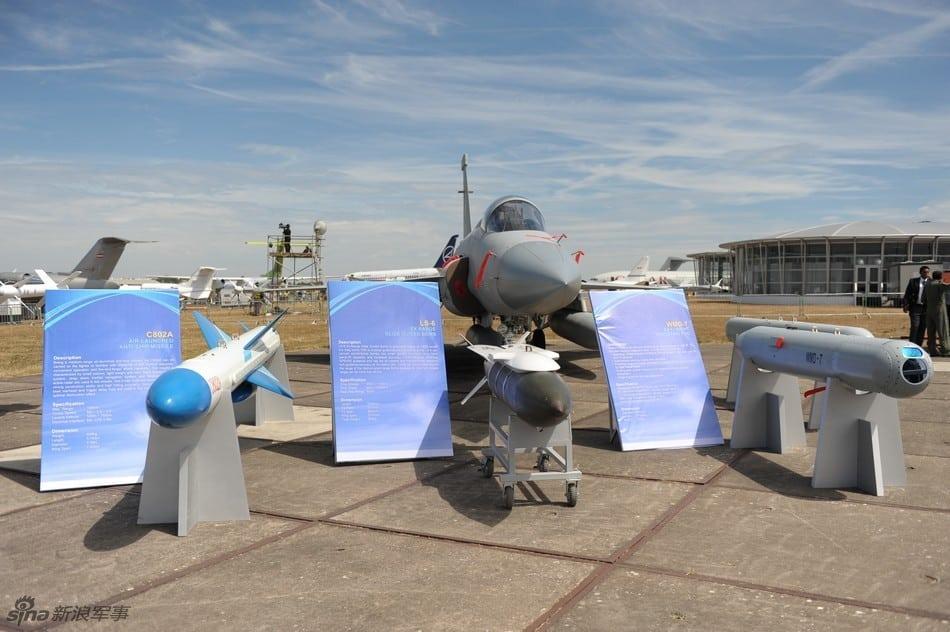 Photo of الصين توقع علي مذكره تفاهم مع باكستان لتطوير نسخه احدث من JF-17