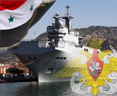 Photo of روسيا ستنجز تحديث ميناء طرطوس السوري عام 2011