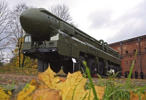 "Photo of روسيا تجرب بناجح صاروخ ""توبول"" الباليستي بتجهيز جديد"