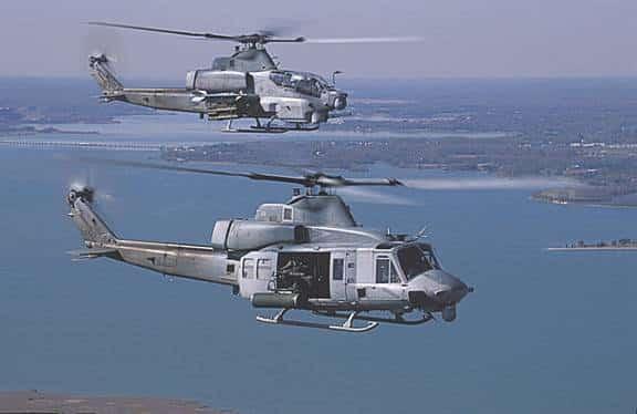 Photo of الثعابين والمراوح: برنامج مشاة البحرية الأمريكية للهليوكوبترات