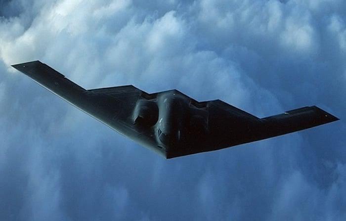 Photo of نورثروب جرومان تحدث رادار القاذفه B-2 والحامله نيمتز