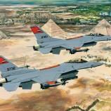 20 مقاتلة أف 16 لسلاح الجو المصري