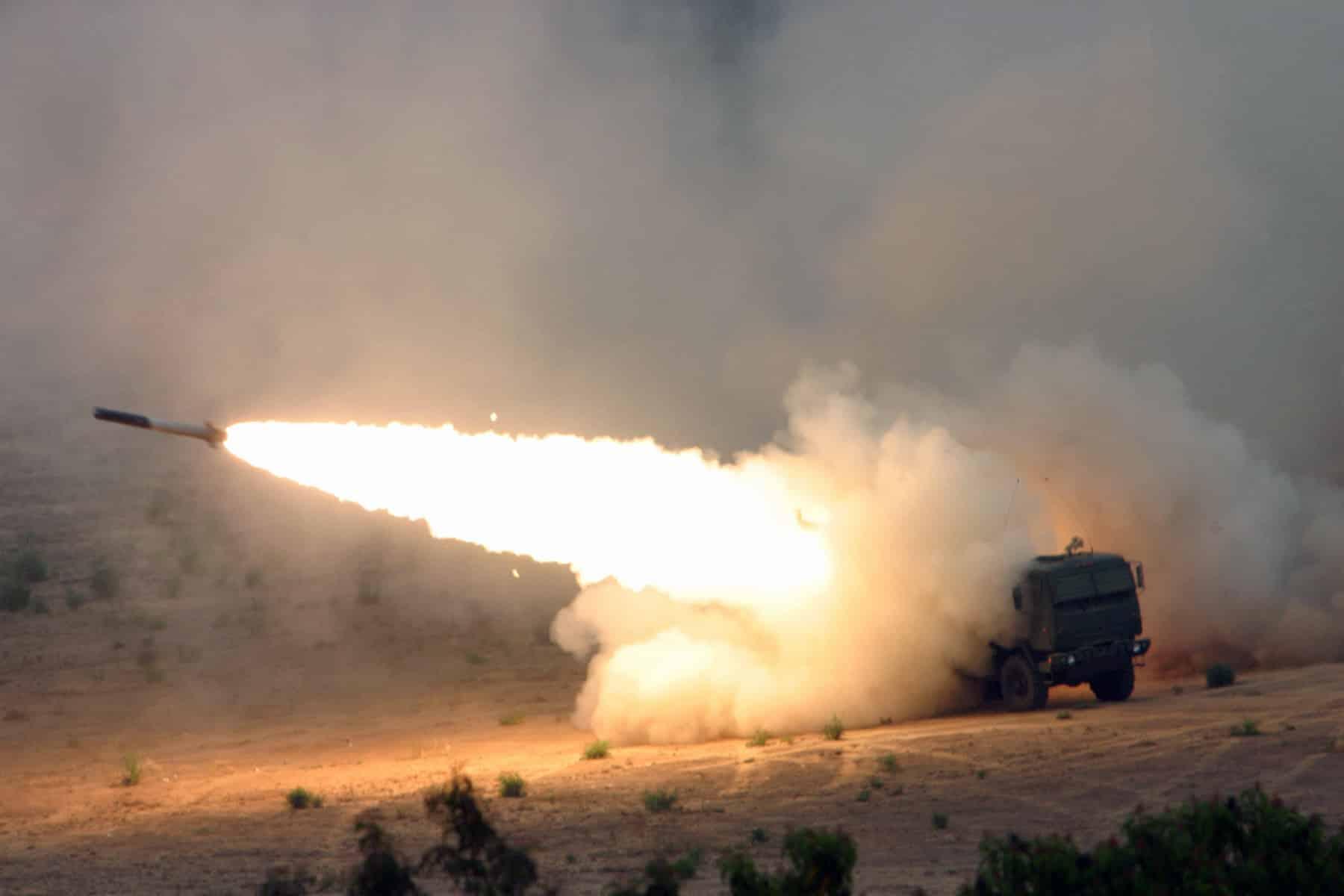 Photo of راجمات صواريخ HIMARS للجيش الأردني