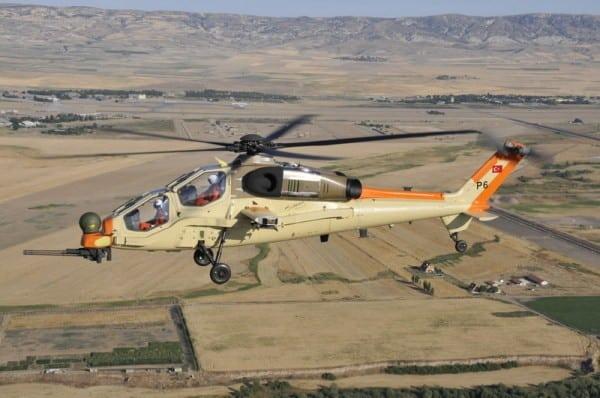 Photo of نجاح رحلة الطيران الأولى للهليكوبتر التركيه T129
