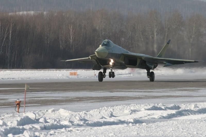 Photo of مقاتلة الجيل الخامس الروسية تجتاز رحلتها التجريبية الثانية بنجاح