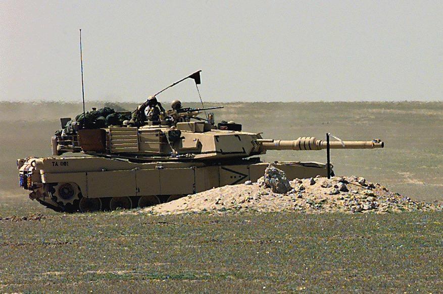 Photo of الجيش السعودي يحدث دبابات M1A2 Abrams  إلى أكثر الطرازات تطوراً