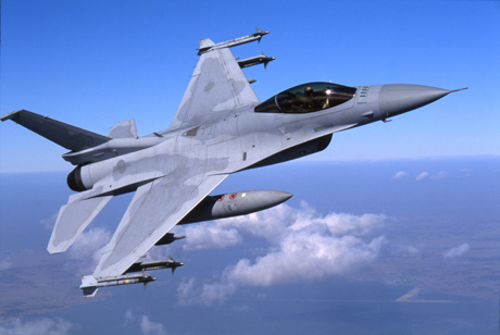 Photo of نموذج جديد لمقاتلة F-16 في معرض سنغافورة للطيران