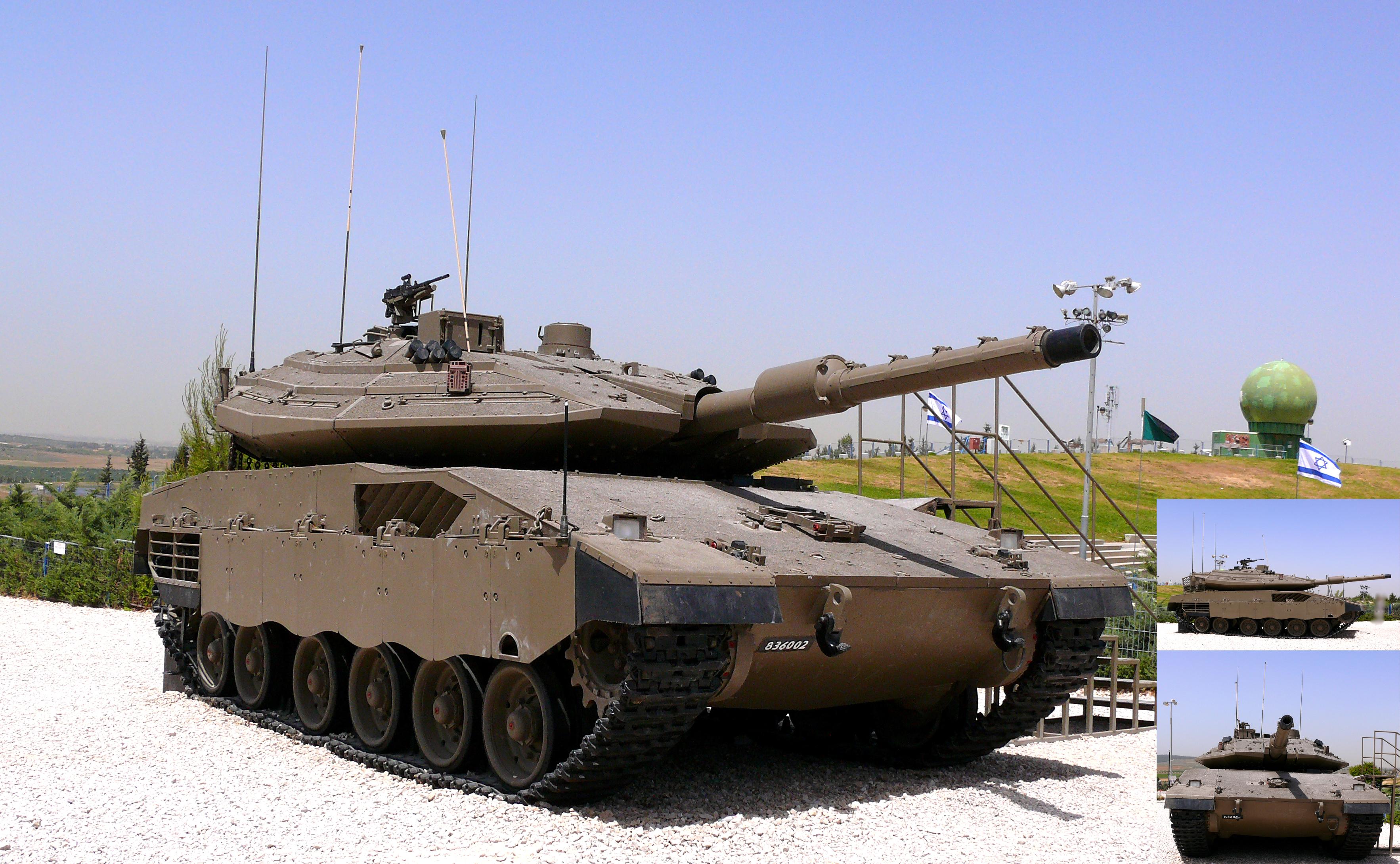 Photo of نشر كتيبة دبابات ميركافا Merkava Mark 4 على الحدود مع غزة