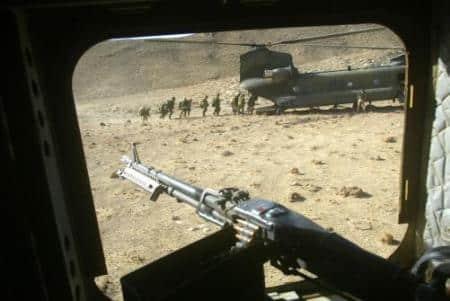 Photo of كندا تؤكد إصابة مروحية عسكرية تابعة لها في أفغانستان