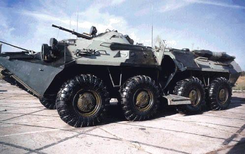 Photo of أجهزة الأمن الفلسطينية تستلم مركبات BTR الروسية المدرعة خلال أسابيع