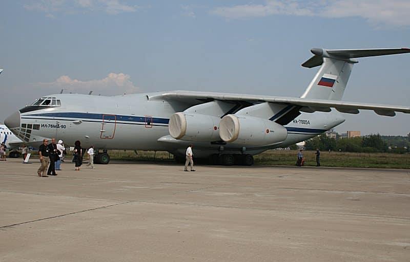 """Photo of القوات الجوية الروسية تتسلم طائرات النقل """"إيل-476"""" سنة 2012"""