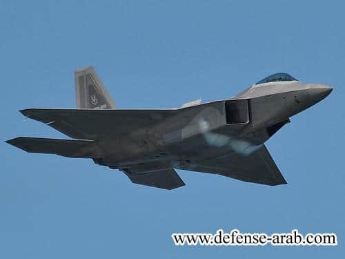 Photo of سلاح الجو الامريكي يحصل على احدث مقاتلة F-22S block 30