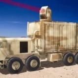 الليزر العالي الطاقة HEL يلعب دورا في العمليات التكتيكية المستقبلية
