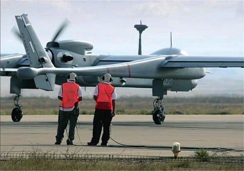 Photo of سلاح الجو الإسرائيلي يبدأ باستخدام طائرة جديدة دون طيار