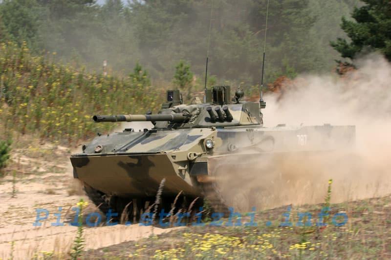 Photo of نجاح اختبار عربة جديدة لقوات الإنزال الروسية