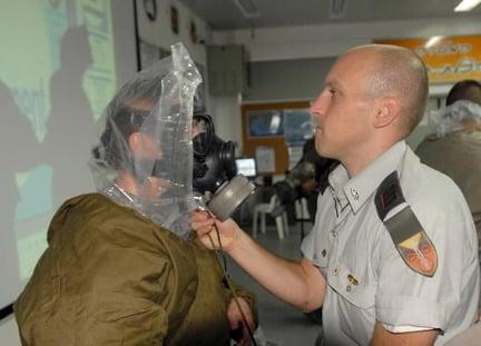 Photo of جهاز الأمن الإسرائيلي يبدأ بتوزيع الأقنعة الواقية نهاية الشهر الحالي