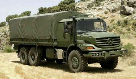 Photo of شراكه جزائرية إماراتية ألمانية لصناعة سيارات عسكرية في الجزائر