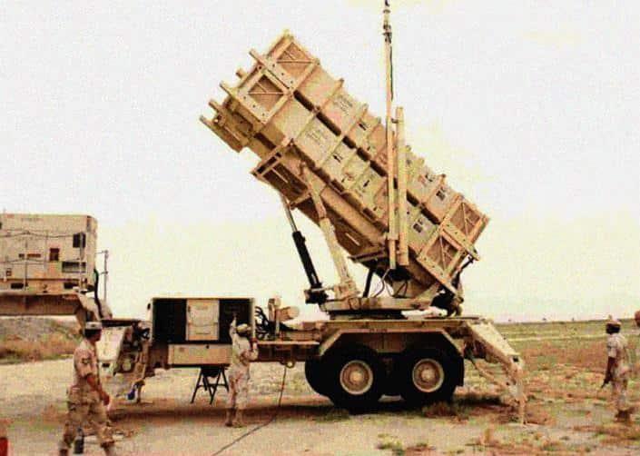 Photo of تجارب اعتراض ناجحة بصواريخ باتريوت الكويتية