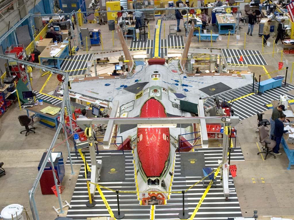 Photo of بدأ انتاج مقاتلة الجيل الخامس F-35 في المملكة المتحدة