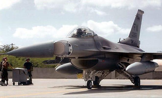 Photo of تركيب ردار RACR على متن طائرة F-16