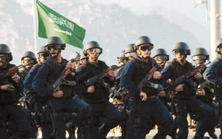 Photo of قوات عسكرية من دول الخليج في البحرين لحفظ الأمن ومواجهة الاحتجاجات
