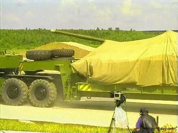 Photo of منطقة الاورال الروسية تعيش هدير جنزير دبابات الجيل الخامس هذا الصيف