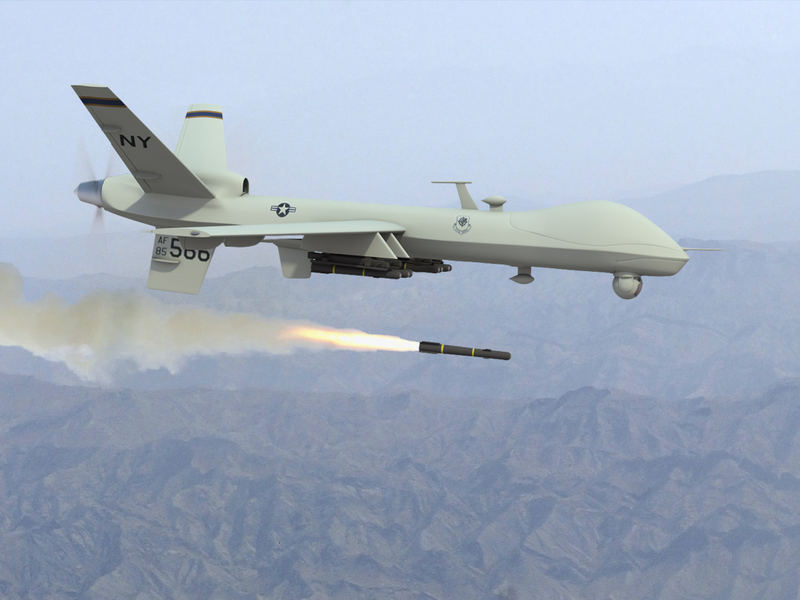 Photo of توسيع هجمات الطائرات غير المأهولة على الحدود الباكستانية- الأفغانية