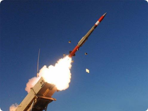 "Photo of شركة لوكهيد مارتن تجرى اختبارا للصاروخ المحسن PAC-3 MSE"""