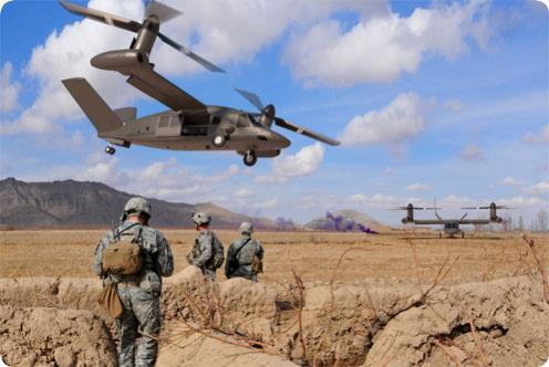 Photo of طائرة من نوع Bell V-280 Valor لبرهان التكنولوجيا للجيش  الأميركي