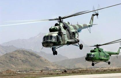 Photo of روسيا والولايات المتحدة تتفقان على إمداد أفغانستان بالمزيد من الهليكوبترات الروسية