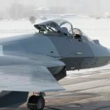 روسيا تختبر النموذج الخامس من مقاتلة الجيل الخامس