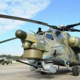 """وصول أكثر من 10 مروحيات """"مي-35 أم"""" و""""مي-28 أن"""" إلى جنوب روسيا"""