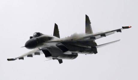 Многоцелевой истребитель Су-35
