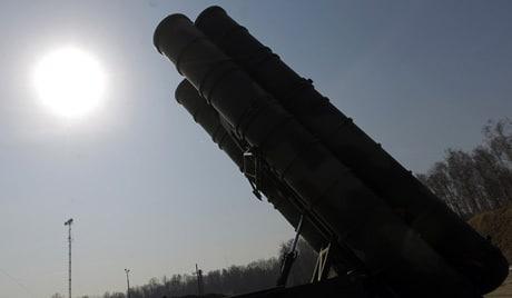 """Зенитно-ракетный комплекс (ЗРК) С-400 """"Триумф"""""""