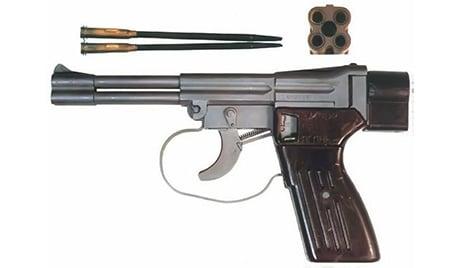 المسدس SPP-1.الخاص للاستخدام تحت الماء 12