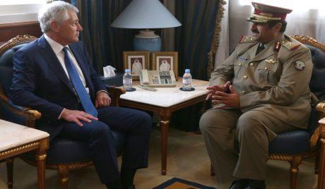 gris Qatar y Estados Unidos para reanudar el acuerdo de cooperación militar