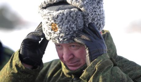 Учение гвардейской инженерно-саперной бригады и инженерно-маскировочного полка Вооруженных Сил РФ