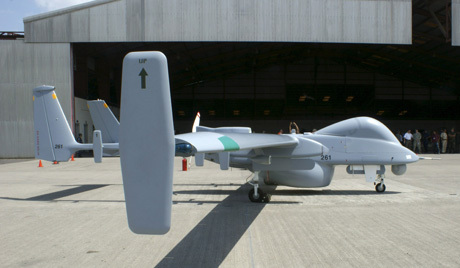 US releases unmanned aircraft from Israel Aerospace Industries to help combat drug trafficking