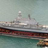 مركب إنزال جديد للبحرية الجزائرية قيد التصنيع في إيطاليا